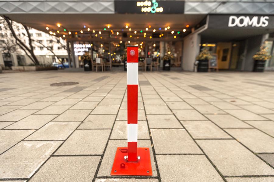 Blokada Parkingowa B1 święta lawki-parkowe.com