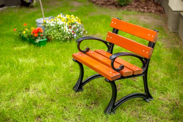 Krzesło parkowe Gdańskie Bis_2